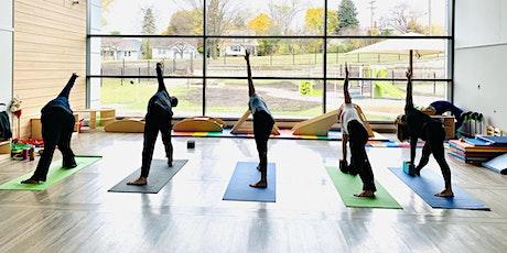 Slow Flow Yoga With Elizabeth Wise tickets