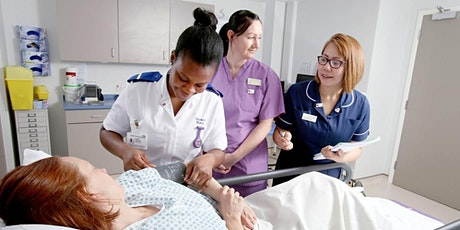 In Conversation with Nursing Pioneers: Do patients need educated nurses? Tickets