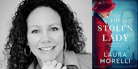 Hiding the Mona Lisa- A Virtual Talk with Laura Morelli tickets