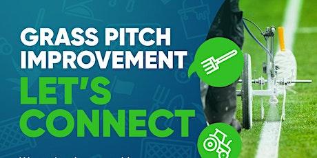 Grass Pitch Improvement Event tickets