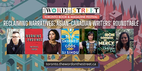 Reclaiming Narratives: Asian-Canadian Writers' Roundtable tickets