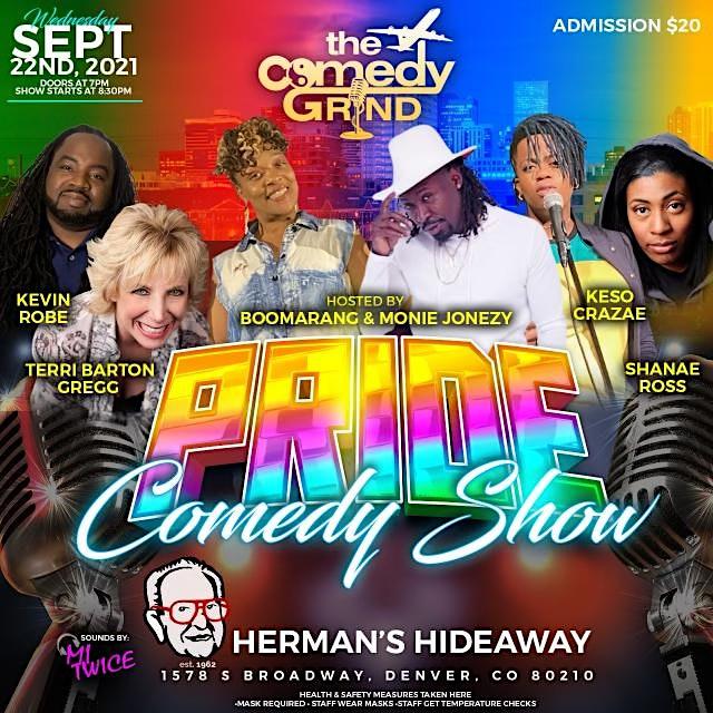 Pride Comedy Showcase