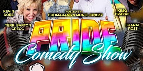 Pride Comedy Showcase tickets