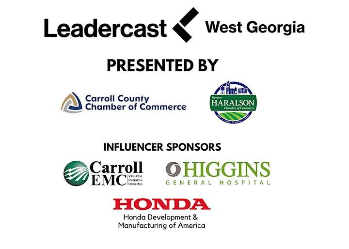 Leadercast West Georgia image