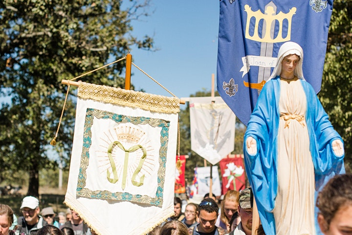 Three Hearts Pilgrimage (Formerly Our Lady Help of Christians Pilgrimage) image