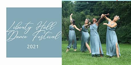 Liberty Hall Dance Festival tickets