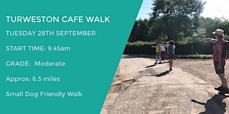 TURWESTON CAFE TOUR | 6.5 MILES | MODERATE WALK| NORTHANTS tickets