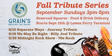 Rocking The Docks Tributes - We May Be Right - Billy Joel Tribute Band tickets