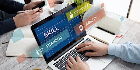 Digital Skills Workshop for Newcomers (November) bilhetes