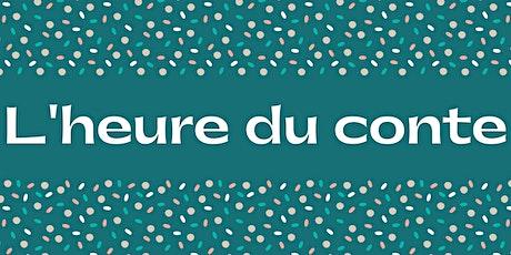 L'heure du conte à MacNeil / French Playgroup at MacNeil billets