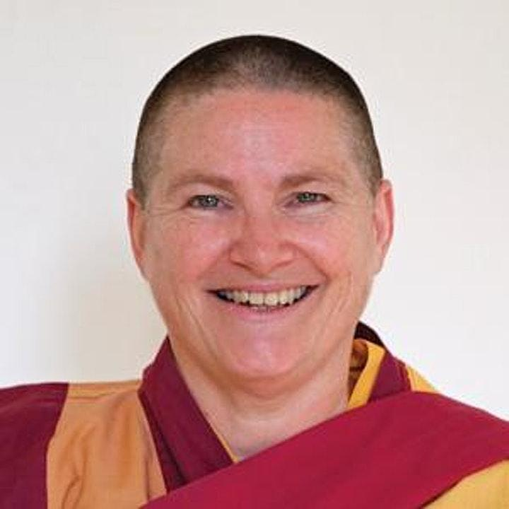 Meditation Class: Pathway to Happiness (Tuesday evenings) image
