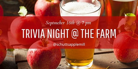 Trivia Night @ the Farm tickets