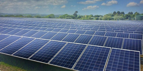 Chelson Meadow Community Solar Farm  Info Event 2 tickets