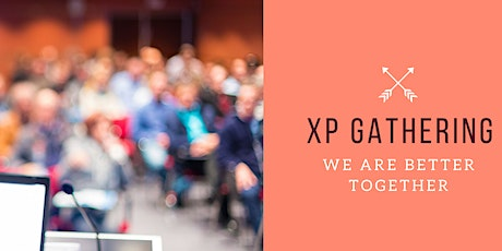 XP Gathering (Sept 2021)- Afternoon Coffee  with Ps Steve Carter tickets