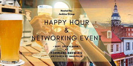Happy Hour and Networking Event tickets
