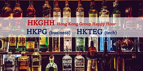 香港專業人仕 Weekly Happy Hour at Central (會計/法律/金融/工程/科研) tickets