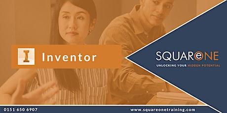 Inventor Essentials (Online Training) tickets