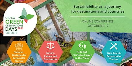 Green Destinations - Global Green Destinations Days 2021 tickets