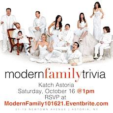 Modern Family Brunch Trivia tickets