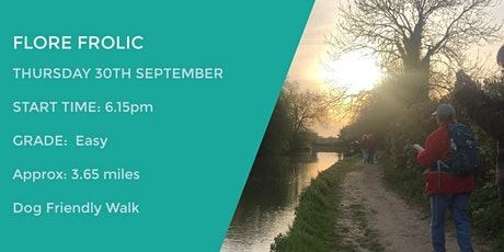 FLORE FROLIC | 3.65 MILES | EASY | NORTHANTS tickets
