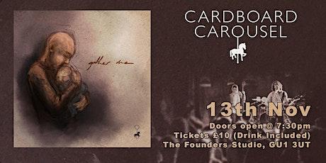 Cardboard Carousel - GATHER ME Album Launch tickets