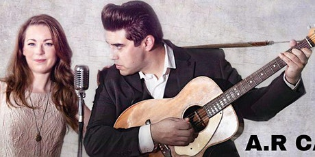 A.R CASH: A Tribute to Johnny & June Cash at Hop Springs tickets