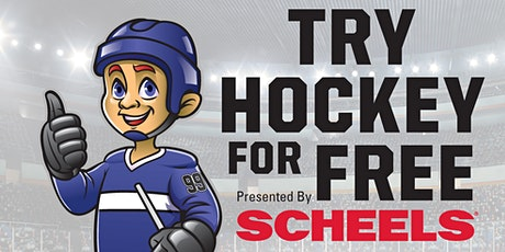 Try Hockey For Free - November 6th, 2021 tickets