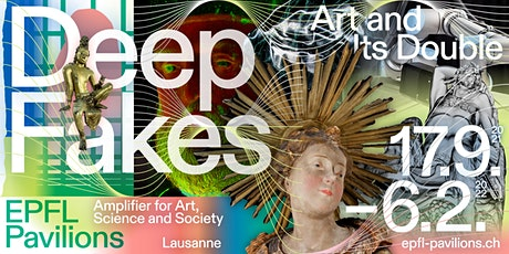 Deep Fakes: Art and Its Double tickets