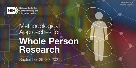 Methodological Approaches for Whole Person Research tickets