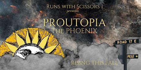 Proutopia - The Phoenix tickets