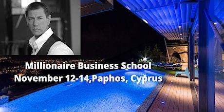 Millionaire Business School  2021 - Peter Sage tickets