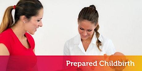 Prepared Childbirth - Postpartum tickets