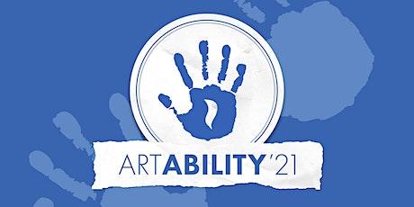 ArtAbility'21 tickets