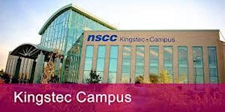 NSCC-Kingstec - Capable, Confident & Curious Module 8 tickets