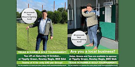 Texas Scramble Golf Tournament tickets