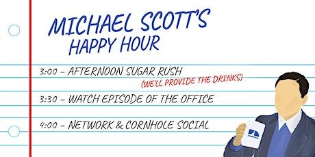 Michael Scott's Happy Hour tickets