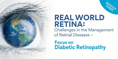 Real World Retina: Challenges in the Management of Retinal Diseases - DR tickets