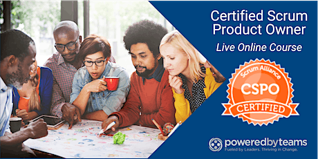 Certified Scrum Product Owner (CSPO) | Will Run - Live Online | Boston tickets