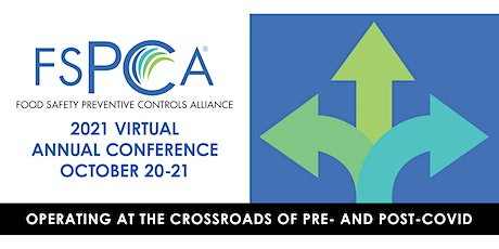 2021 FSPCA Virtual Annual Conference tickets