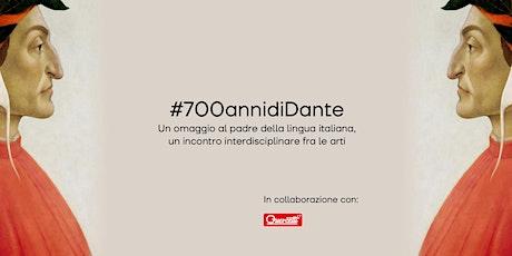 """#700annidiDante. Workshop: Realizzazione Eco-Mosaico """"Dante a Treviso"""" biglietti"""