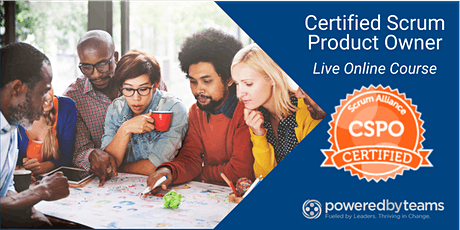 Certified Scrum Product Owner (CSPO) | Will Run - Live Online | Seattle tickets