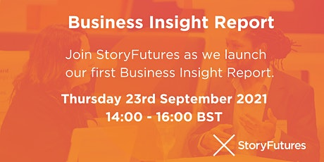 Business Insight Report Launch tickets