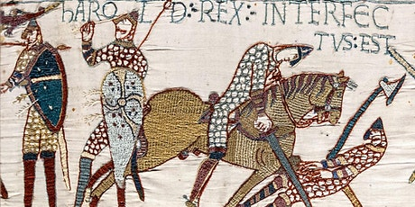 The Battle of Hastings (14th October 1066)   - with Dr Sam Newton FSA tickets