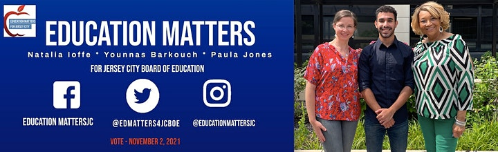 Education Matters JCBOE Campaign Fundraiser image