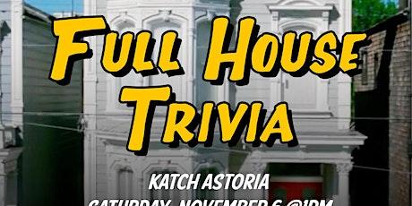 Full House Brunch Trivia tickets