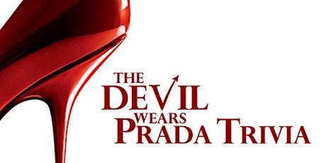 The Devil Wears Prada Brunch Trivia tickets