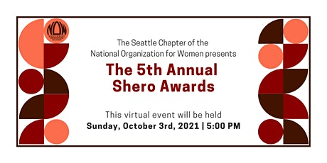 The 5th Annual Shero Awards tickets