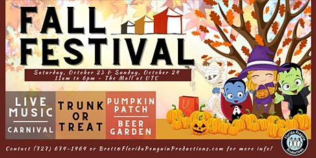 Fall Festival at University Town Center tickets