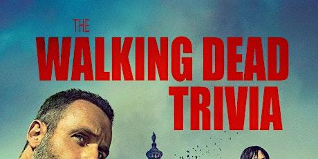 The Walking Dead Trivia tickets