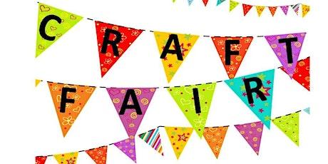11/27/21 Holiday Craft Fair tickets